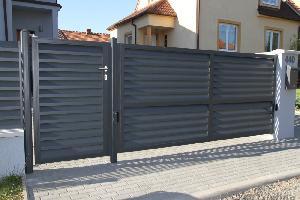 Jedinečné ploty / realizace č. 312