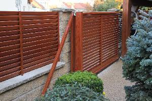 Jedinečné ploty / realizace č. 313