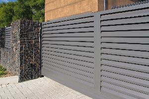 Jedinečné ploty / realizace č. 319