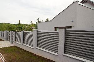 Jedinečné ploty / realizace č. 322