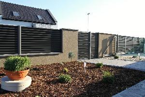 Jedinečné ploty / realizace č. 301