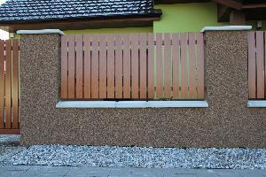 Jedinečné ploty / realizace č. 303