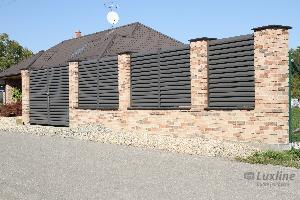 Jedinečné ploty / realizace č. 308