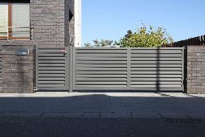 Jedinečné ploty / realizace č. 309