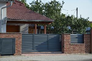 Jedinečné ploty / realizace č. 335