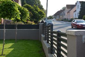Jedinečné ploty / realizace č. 336