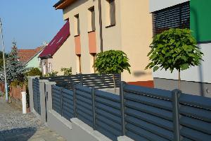 Jedinečné ploty / realizace č. 337