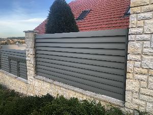 Jedinečné ploty / realizace č. 502
