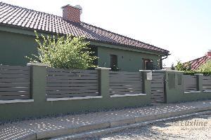 Jedinečné ploty / realizace č. 306